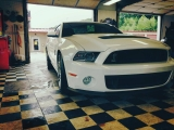 2013 Shelby GT500 strip removal
