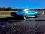1971 stingray corvette
