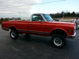 chevrolet c10 4x4 pick up