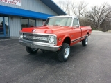 chevrolet chevrolet c10 4x4 pick up