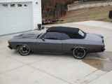 1969 protouring chevelle